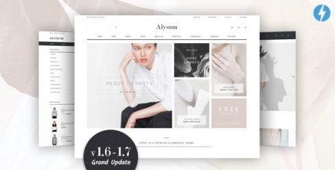 Alysum – Premium Prestashop AMP Theme – 2622574