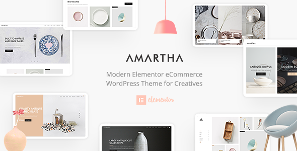 Amartha – Modern Elementor WooCommerce Theme – 23312834