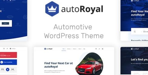 autoRoyal – Automotive WordPress Theme – 23775664