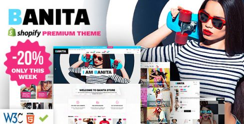 Banita – Shopify Theme – 21095849