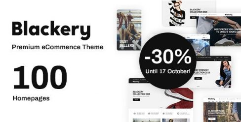 Blackery – Multipurpose Responsive Shopify Theme – 23664019