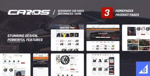 CAROS – Cars & Auto Parts Automotive BigCommerce Theme (Stencil Ready) – 23967333