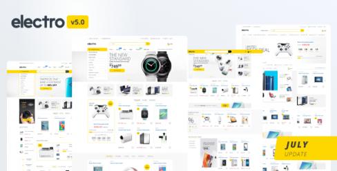 Electro 5.0 – Gadgets & Digital Responsive Shopify Theme – 16544295