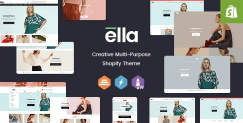 Ella – Responsive Shopify Template (Sections Ready) – 9691007