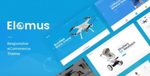 Elomus – Single Product Shopify Theme – 22399917