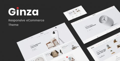Ginza – Furniture Theme for WooCommerce WordPress – 23230525
