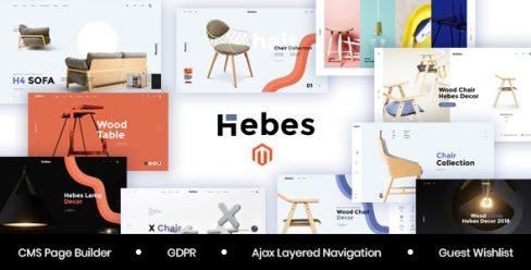 Hebes – Multipurpose Magento 2 Theme – 22733219