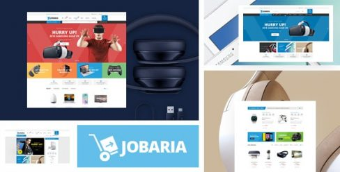 Jobaria – Technology Theme for WooCommerce WordPress – 22960860