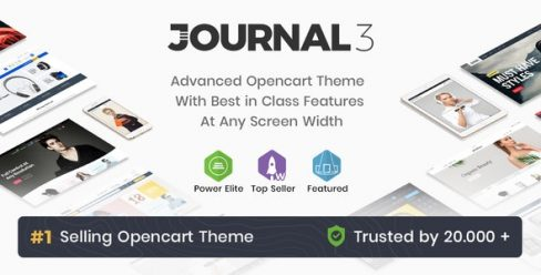 Journal – Advanced Opencart Theme – 4260361