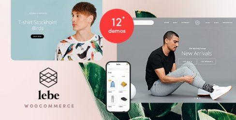 Lebe – Multipurpose WooCommerce Theme (RTL Supported) – 23157704