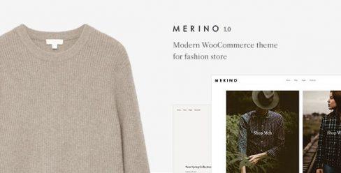 Merino   Modern WooCommerce shop theme for fashion store – 23207617