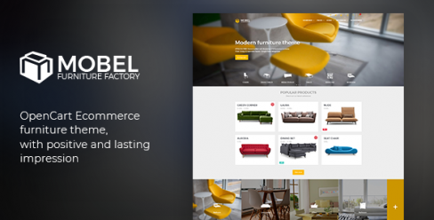Mobel – Furniture OpenCart Theme – 21432791