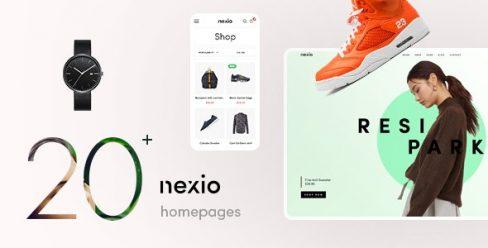Nexio – Fashion WooCommerce Theme + RTL – 23841491