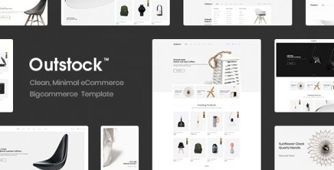 Outstock – Premium Responsive Furniture Bigccommerce Template – 23574059