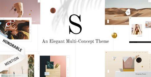 Sahel – An Elegant Multi-Concept Theme – 22524657