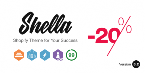 Shella – Ultimate Shopify theme, fastest with banner builder – 22804833