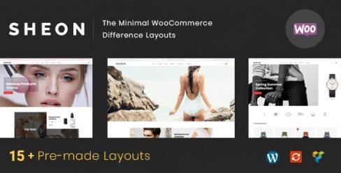 Sheon – Multipurpose WooCommerce Theme – 23207541