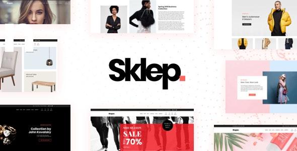 Sklep – WooCommerce WordPress Theme – 23366303