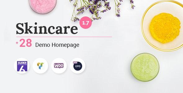 Skincare – Cosmetics Beauty Spa Shop WooCommerce WordPress Theme – 23491587
