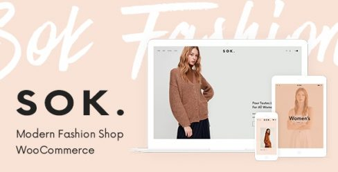Sok – Modern Fashion Shop – 23409564