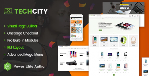 TechCity – The Premium Digital, SaaS, Apps & Electronics Opencart 3 Theme – 22745885