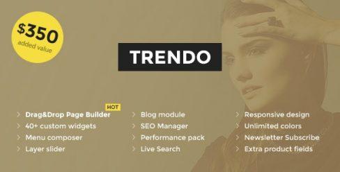 Trendo – Minimalistic Fashion Store OpenCart Theme – 18254877