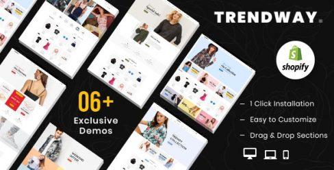 Trendway – Fashion Shopify MultiPurpose Responsive Theme – 24646118