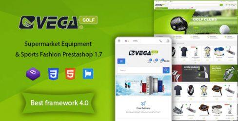 Vega Store – Supermarket Equipment & Sports Fashion PrestaShop Theme – 24295183