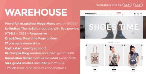 Warehouse – Responsive Prestashop 1.6 & 1.7 theme – 3178575