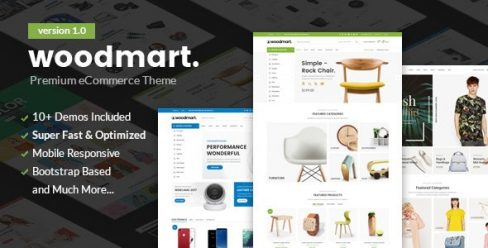 Woodmart – Responsive Shopify Template – 21955531