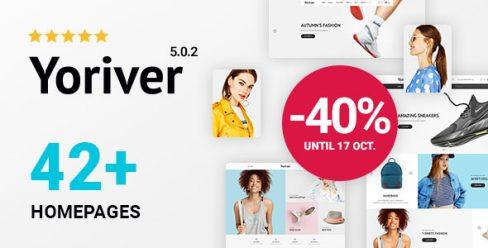 Yoriver – Multipurpose Responsive Shopify Theme – 22815249