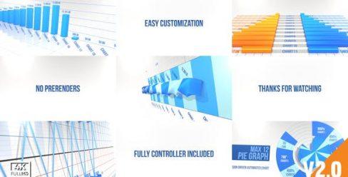 Infographics Element 3D – 16896917