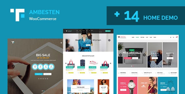 Ambesten - Themefusion Multipurpose MarketPlace RTL WooCommerce WordPress Theme - 21049906