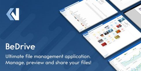 BeDrive – File Sharing and Cloud Storage – 12700384