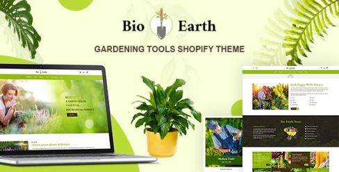 Bio Earth – Garden Plants Landscaping Shopify Theme – 25031676