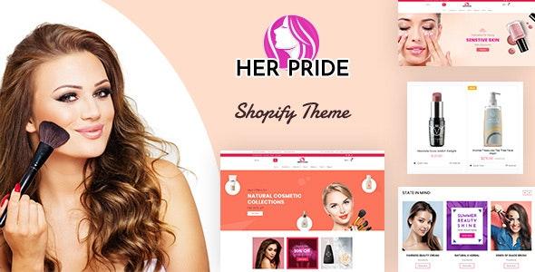 HerPride - SkinCare Shopify Theme - 25031487