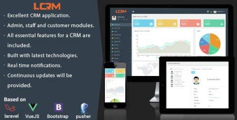 LCRM – Next generation CRM web application – 14506615