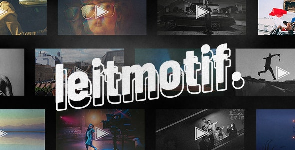 Leitmotif - Movie and Film Studio Theme - 24815869
