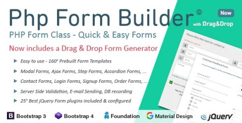 PHP Form Builder – 8790160