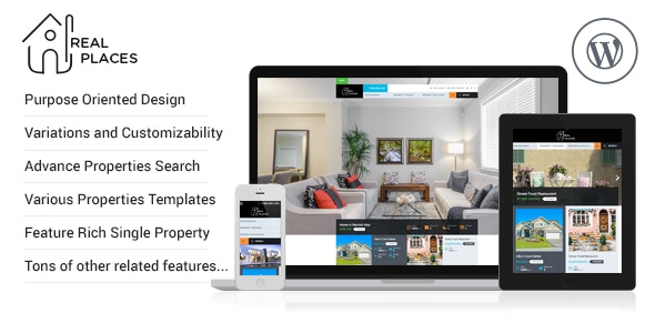 RealPlaces – Estate Sale and Rental WordPress Theme – 12579089 Free Download