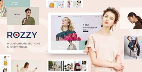 Rozzy – Multipurpose Shopify Sections Theme – 25340523