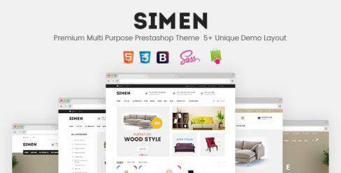SNS Simen – Responsive Prestashop Theme – 13464109