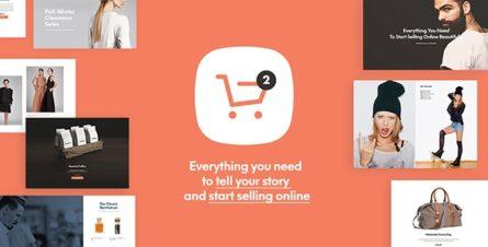 Shopkeeper - eCommerce WordPress Theme for WooCommerce - 9553045