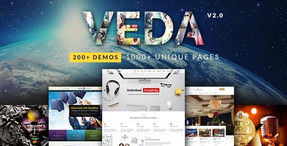 VEDA MultiPurpose WordPress - 15860489