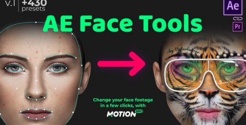 AE Face Tools – 24958166