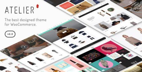 Atelier – Creative Multi-Purpose eCommerce Theme – 11118909