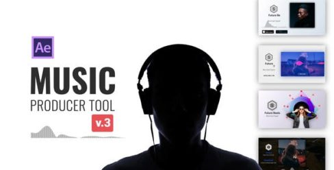 Audio Visualization // Music Producer Tool – 24314482