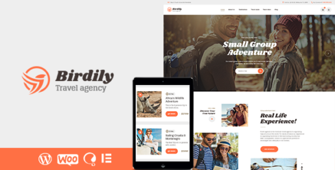 Birdily | Travel Agency & Tour Booking WordPress Theme – 24692759
