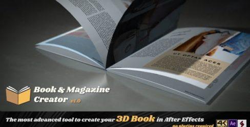 Book And Magazine Creator – 23014927