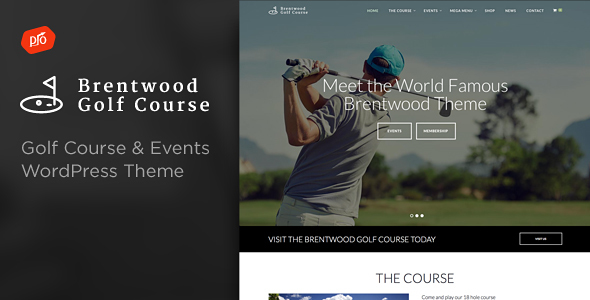 Brentwood – Golf Course Theme – 13653957 Free Download